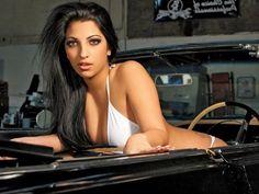 Beautiful Sexy Lowrider Magazine Girls Model Jazmin Rayne #lowridermagazine
