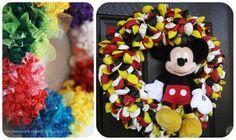 Birthday Balloon Wreaths