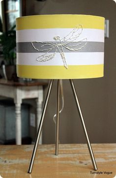 Get Inspired: Lamp Makeover Ideas