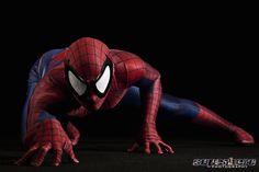 Spiderman    Model: Joseph Raymond Sotomayor  Photography: SuperHero Photography by Adam Jay