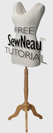 How-to tutorials for bias tape, interfacing, felled seams, French seams, hems, and measuring.