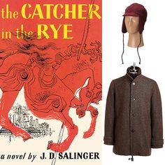 Book-Character Costume Ideas-- Popsugar...  Don't want to be a phony?  Try dressing as Holden Caulfield.  RC