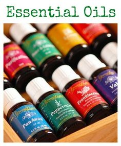 How I Use Essential Oils In My Daily Routine ~ Rooted Blessings