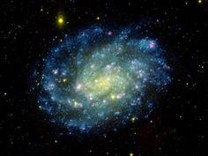 Galaxia cercana