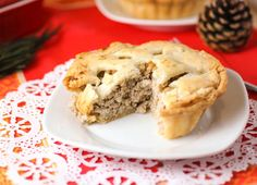 The Best Tourtière (French-Canadian Meat Pie)