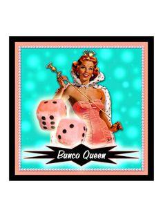Bunco Queen image