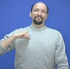 """""""proud"""" American Sign Language (ASL)"""