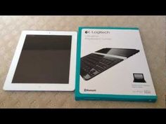 Unboxing of the Logitech Ultrathin Keyboard Cover-protects your iPad and keyboard. From Eric Sailers SLP. Pinned by SOS Inc. Resources.  Follow all our boards at http://pinterest.com/sostherapy  for therapy resources.