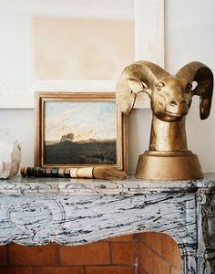 Lonny Magazine Mar/Apr 2011 | Photography by Patrick Cline; Interior Design by Jennifer Dyer