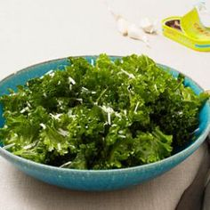 Massaged Kale Salad Recipe | Eating Well