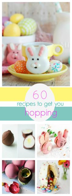 60 Easter Recipes that are fun for kids