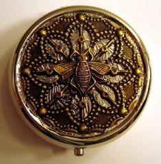 Bumble Bee Pillbox