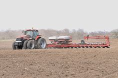 Corn, Beans, Pigs & Kids - Corn Planting