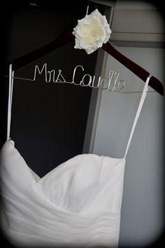 custom hanger