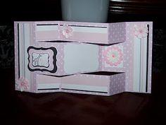 Baby Shower Card #2 Open