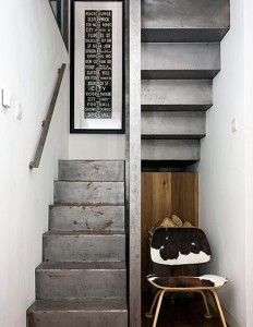 tower stair, dream space, interior, stairs, space saving, small spaces