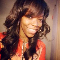 Customer Raves are back with a Beautiful Bang! Today we feature: Chonte Porchman. Chonte has experienced 2 differenct ONYC® textures, so far, and is completely sold out on the brand's high quality. See for yourself! Click on the Photo to read her full story. #onychairreview #onyccustomerrave #relaxedperm #humanhair #hairreviews