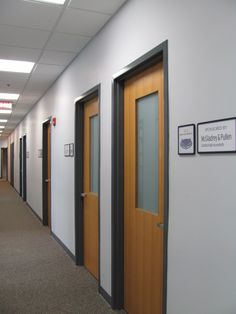 Seven interview suites available for on-campus interview program offered by the Career Development Center at FAU.