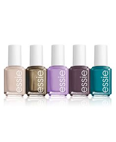 Essie Spring 2012 Collection. Why choose just one?