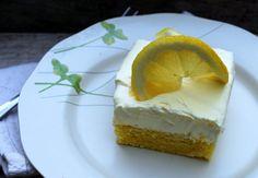Light Lemon Cake