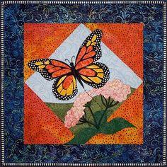 applique designs, prayer, monarch butterfli, quilt passion, quilt patterns, quilts, butterfli quilt, quilt idea, appliqu design