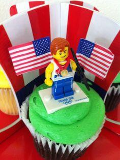Lego Olympics Archery man!