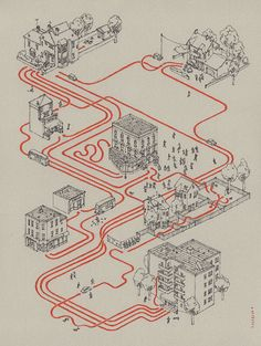 Classic Movies Mapped Out In Style: Indiana Jones: Shaun of the Dead
