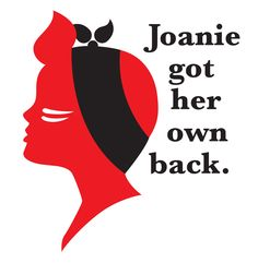 'Joanie Got Her Own Back' Branding by Ben O'Brien, via Behance #graphic