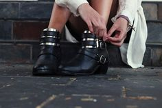 love these boots by tusk collective
