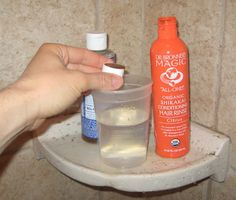 From Shampoo to Soap – My story