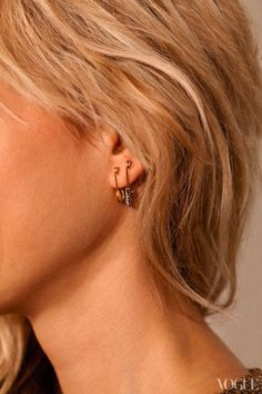 DIY ACCESSORY INSPO | Safety Pin Earrings