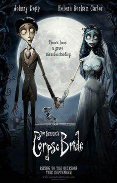 THE CORPSE BRIDE - tim burton #films #movies