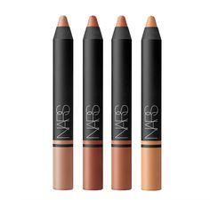 NARS new satin lip pencils in nude