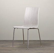 Hagen Stained Chair - in barstool height