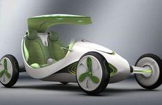 SAIC Yez - A Car That Breathes?