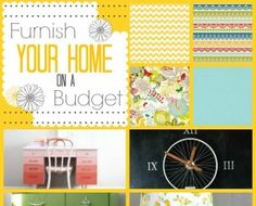 Furnish your home on a budget
