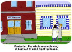 Laboratory Humor