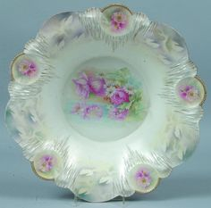 RS Prussia Centerpiece Bowl