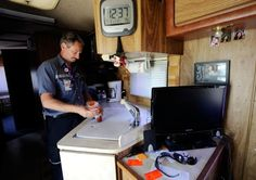 Five tips for full-time RV living