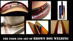 welding collages by Brown Dog Welding, via Flickr.  Tight Stainless Tig Passes..Very nice coloration