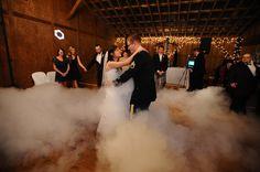 Our first dance!  Jon and Ashlee Photo By Matt Bush Photography