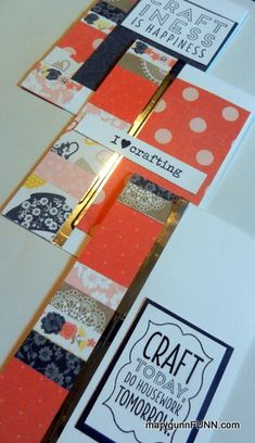 Cute cards using sma