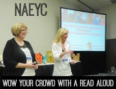 Wow Your Crowd Professional Development Session at NAEYC with Deborah Stewart of Teach Preschool. 10 Strategies to Increase Engagement and Interaction.