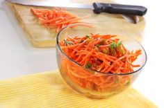 Chef Meg's Carrot-Cranberry Salad