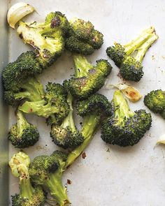My favorite way to cook broccoli.