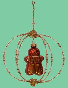 2011 Themed ornament - Gingerbread