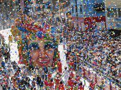 España celebra la ruta del carnaval desde Barcelona hasta las Islas Canarias.