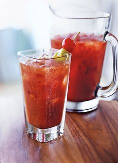 Weekend Entertaining: Build a Bloody Mary Bar