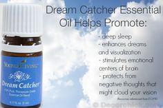 Dream Catcher Essential Oil. Great for Deep Sleep!  | www.decorchick.com