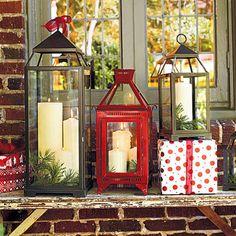 christma lantern, christmas lanterns, christmas decorations, winter lantern, christma decor, country christmas, christmas candles, winter decor, front porches